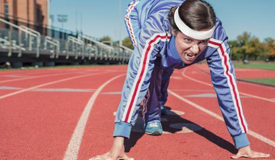 Sport na co dzień  czy zdrowy